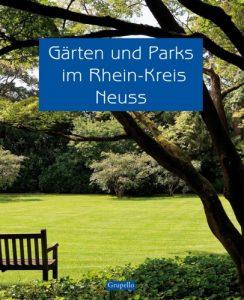 """Buchcover """"Gärten und Parks im Rhein-Kreis Neuss"""""""